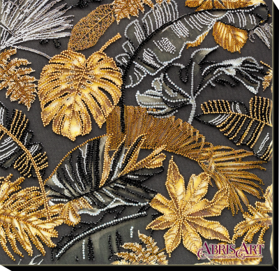 Bead_embroidery_kit_golden_tropics